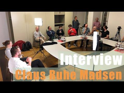 Wie ist es, neuer OB Rostocks zu sein? - Interview mit Claus Ruhe Madsen - What's Up !?
