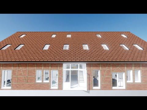 Haus der sozialen Dienste - Lohmen 3D